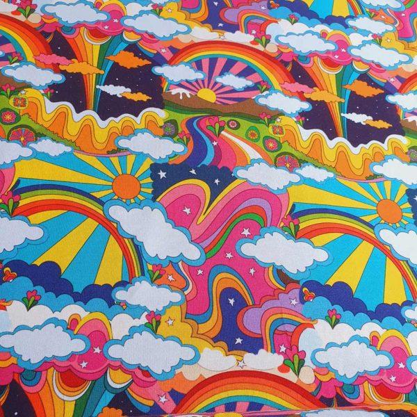 Woodstock  – GOTs Organic Jersey