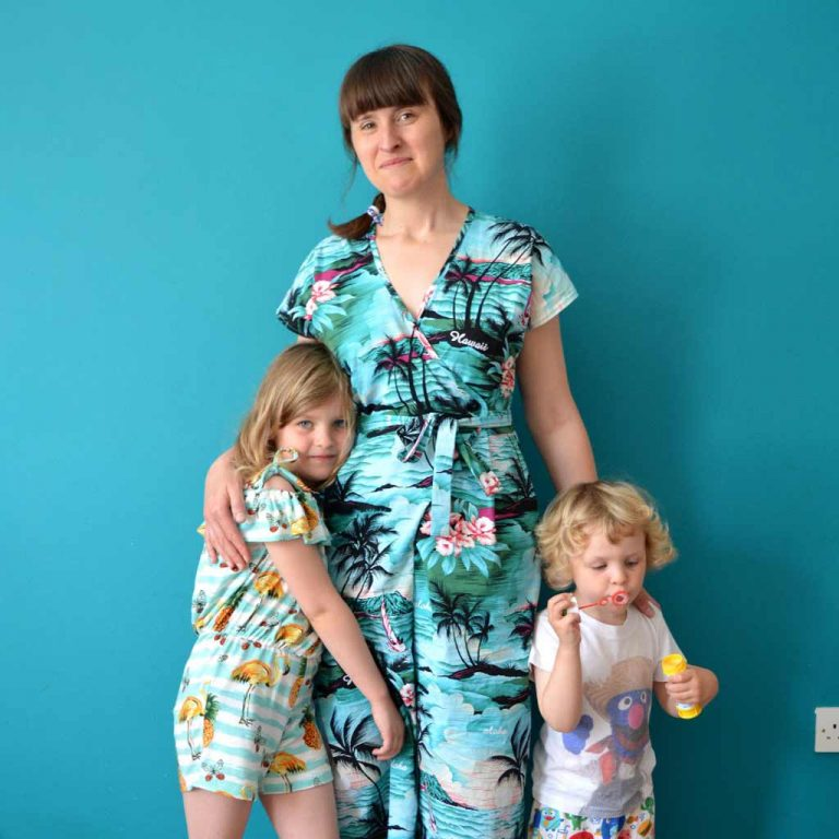 The Joy of Sewing for Children