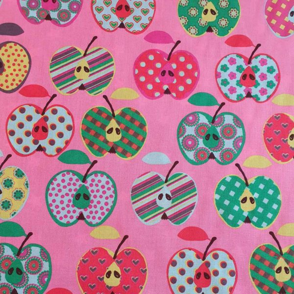 Apple Orchard- Cotton Poplin