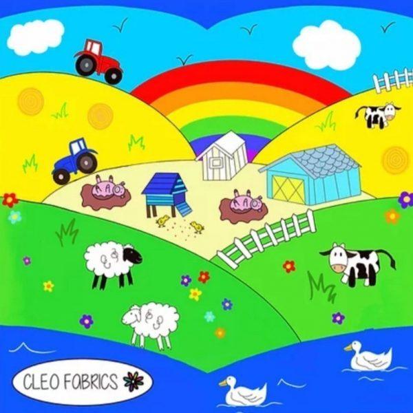 Rainbow Farm  – Organic Jersey