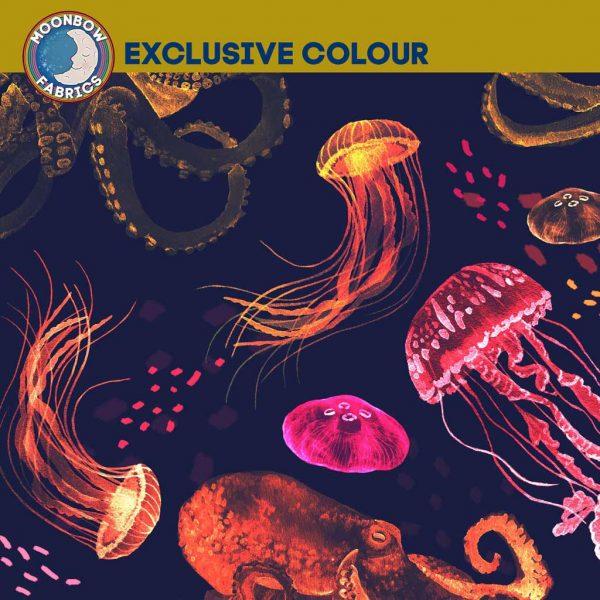 Deep Blue Sea – Neon – Exclusive Jersey