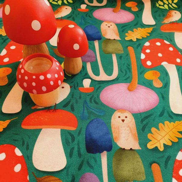 Fall for Mushrooms – Exclusive Jersey