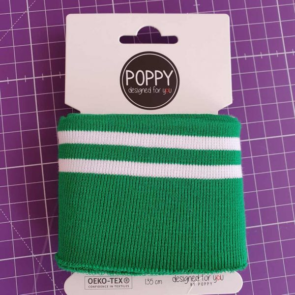 Green – Jersey Cuff Ribbing