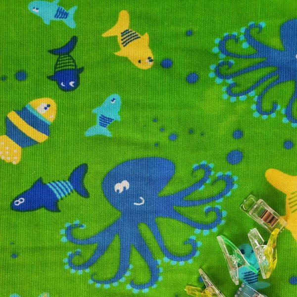 Green Sea – Corduroy
