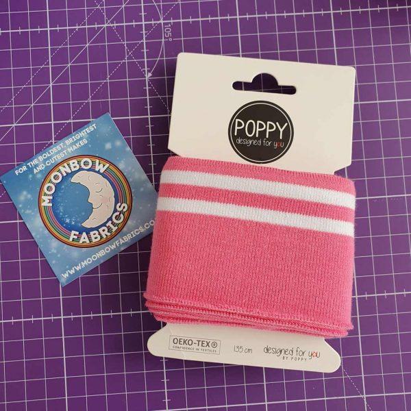 Pink – Jersey Cuff Ribbing