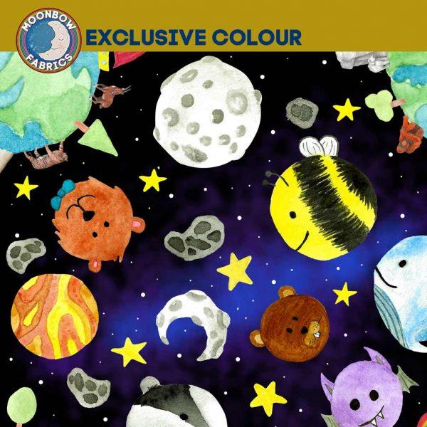 Planet BEE – Black – Exclusive Jersey