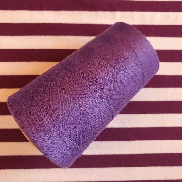 Purple Overlocker Thread