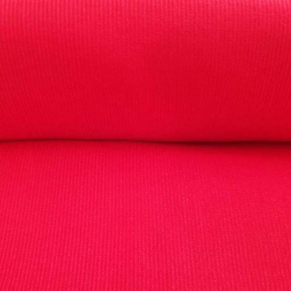 Red Corduroy – Corduroy